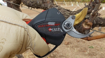 INFACO Electrocoup F3010 in Anwendung