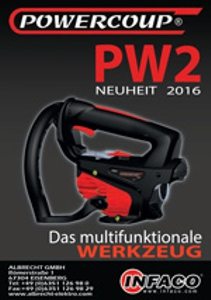 Powercoup PW2 Neuheit 2016